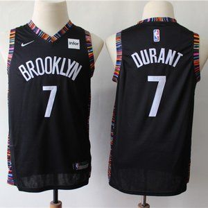 Youth Brooklyn Nets 7 Kevin Durant Jersey